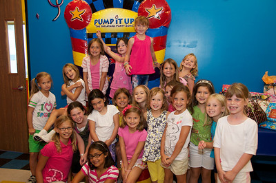 Hannah's Birthday Party   2010-08-22  80