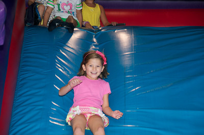 Hannah's Birthday Party   2010-08-22  1
