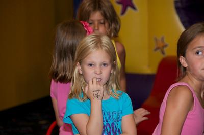Hannah's Birthday Party   2010-08-22  16