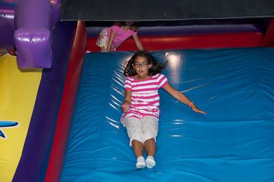Hannah's Birthday Party   2010-08-22  11