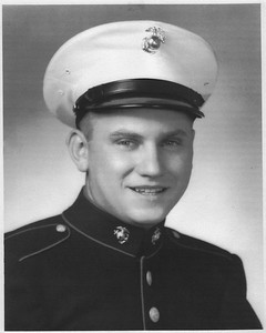 James R Ignatowski - USMC 12/15/1951 through 12/5/1953