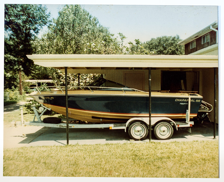 Chaparral 198 in Carport on Argonne Blvd-1