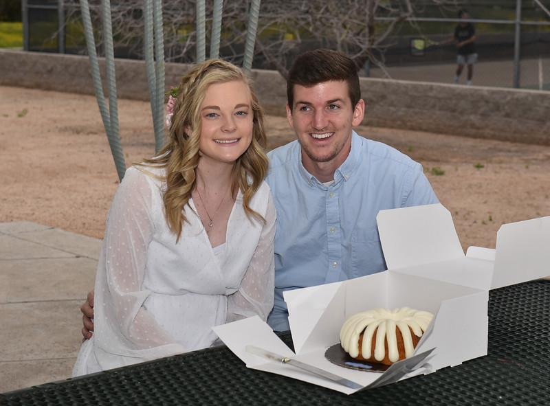 1739072020-03-31 Bryan and Alyssa Wedding held at Home,  Arizona on 3/31/2020.