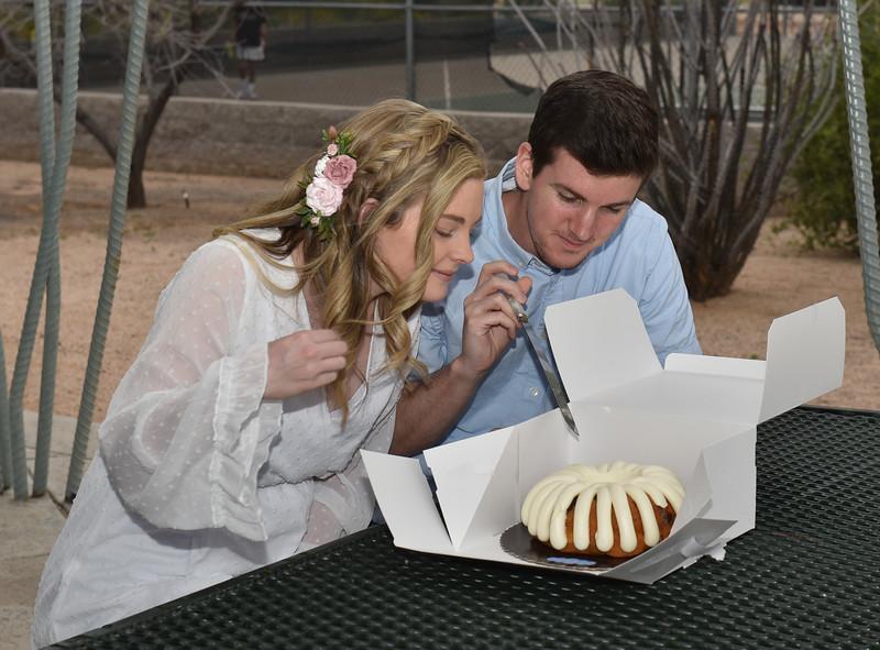 1738522020-03-31 Bryan and Alyssa Wedding held at Home,  Arizona on 3/31/2020.