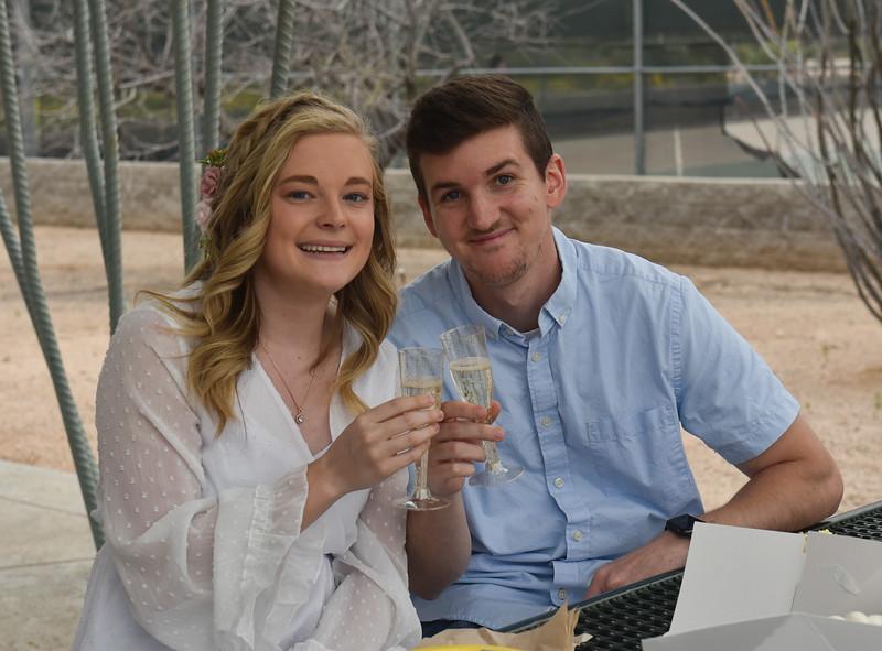 1742362020-03-31 Bryan and Alyssa Wedding held at Home,  Arizona on 3/31/2020.