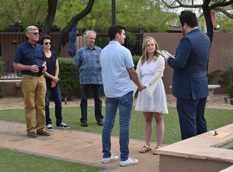 1708112020-03-31 Bryan and Alyssa Wedding held at Home,  Arizona on 3/31/2020.