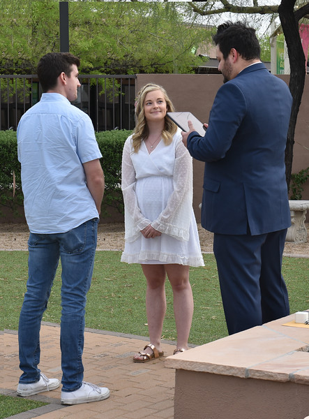1707052020-03-31 Bryan and Alyssa Wedding held at Home,  Arizona on 3/31/2020.