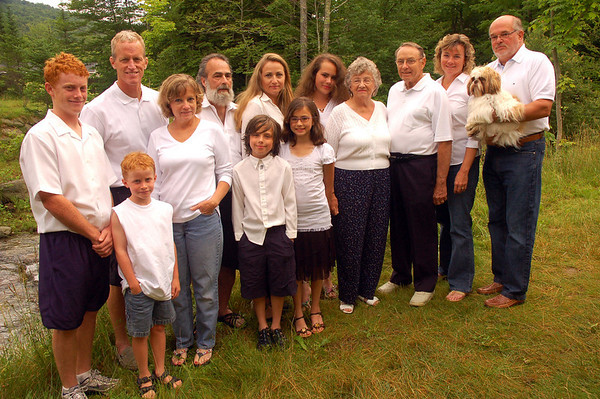 Boynton Family - July 7th,2009