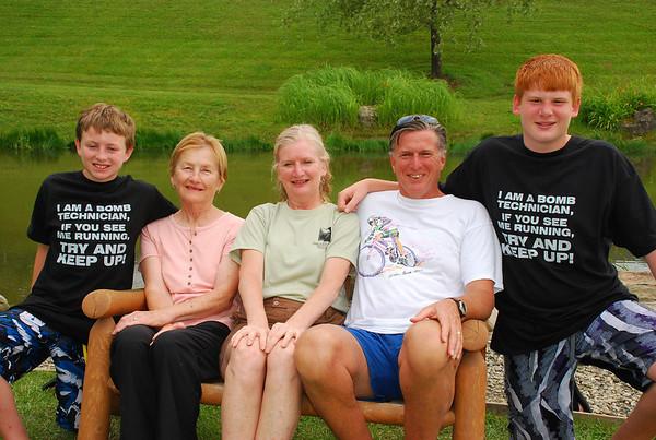 Burns Family
