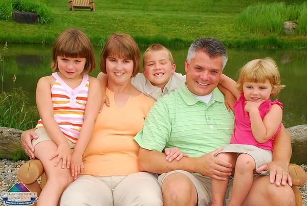 Edwards Family- Smugglers Notch