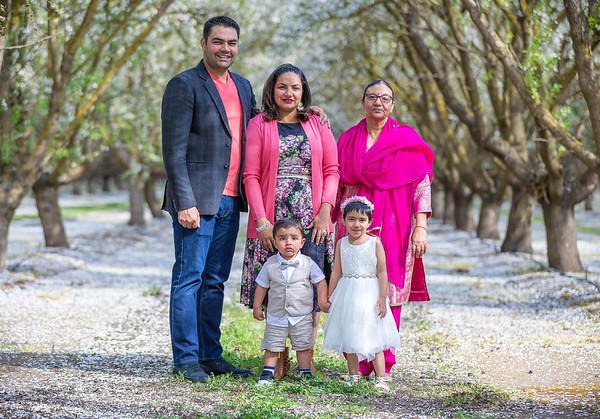 Raj Family