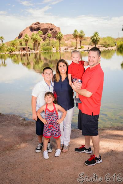 Phoenix Family Photographers - Studio 616 Photography-83