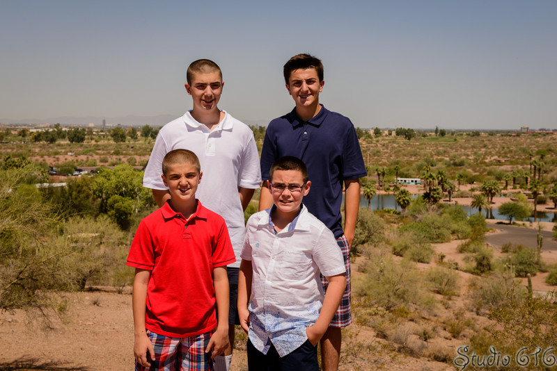 Phoenix Family Photographers - Studio 616 Photography-85