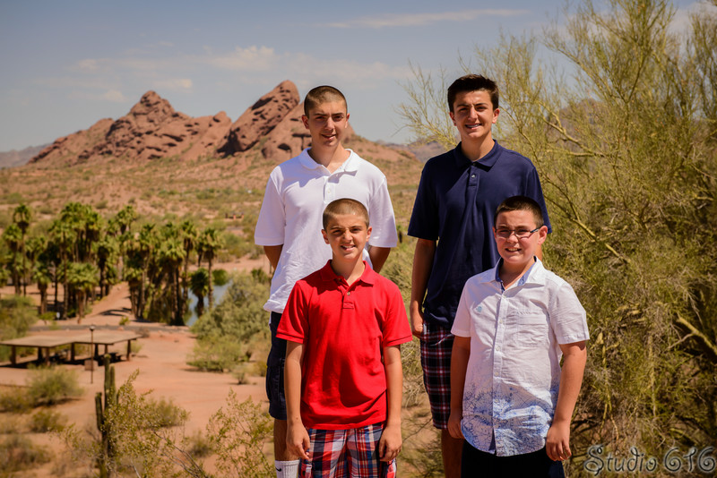 Phoenix Family Photographers - Studio 616 Photography-86