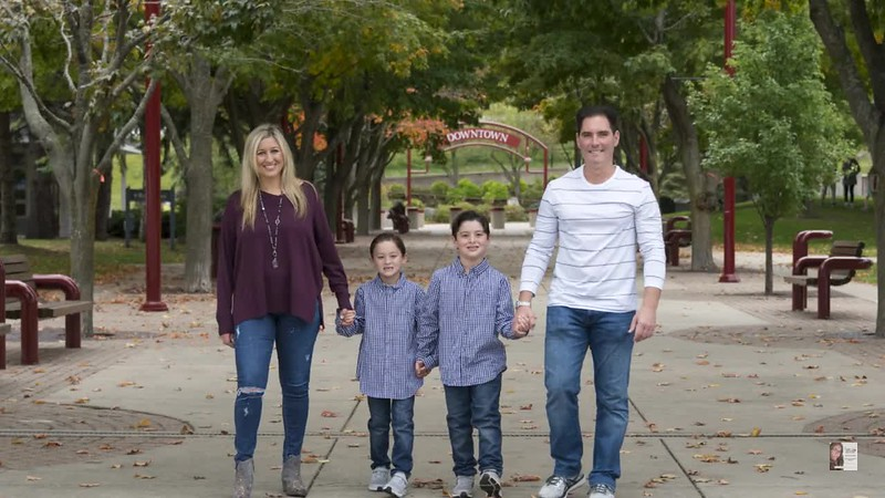Family Video from Family Photo Session - Family Photographer Petoskey - Bay Harbor - Naples - Marco Island
