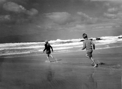 Running the Surf