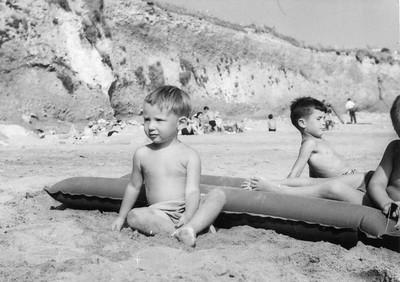 Sunny Day on Perran beach