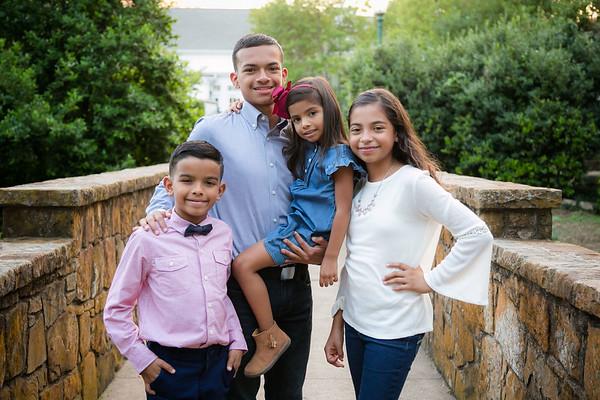 Salazar Family 2017