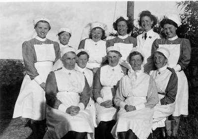Nurse Marie Vellenoweth