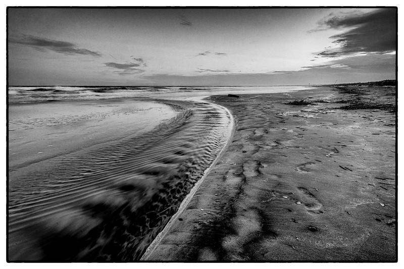 High Tide Sunset - Isle of Palms, SC - Tom Sloan
