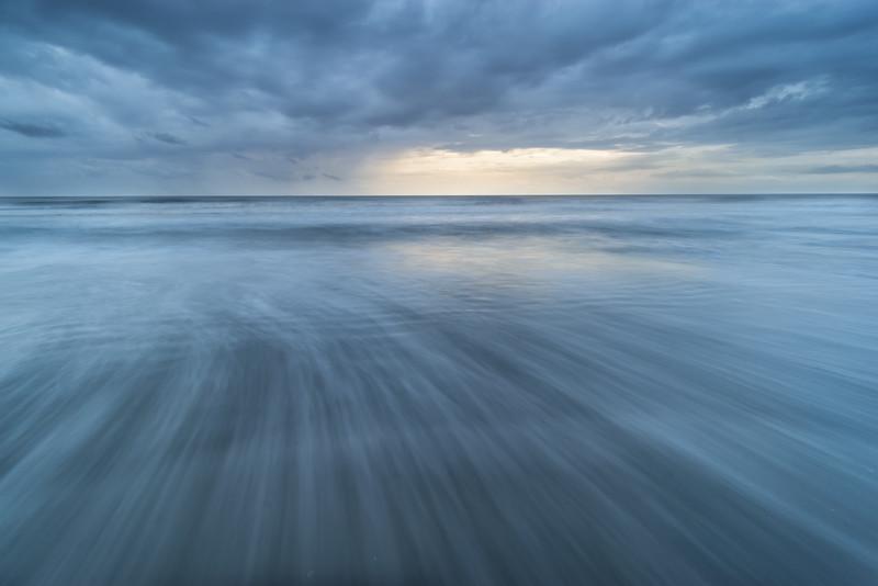 Peeking Light at Dawn - Isle of Palms, SC - Tom Sloan