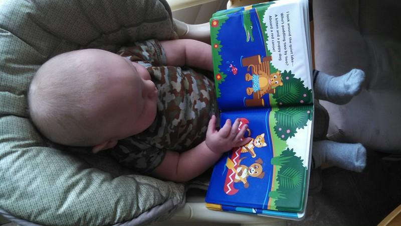 Hunter's First Book
