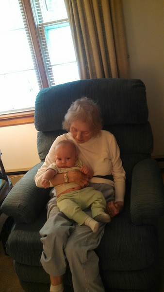 Hunter and Beth's Aunt Diane