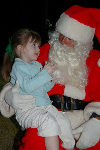 "The only thing Ainsley wanted from santa was a Jack in the Box.  She got very worried if she overheard anyone else talking about Jack in the Box (honestly, they were probably talking about the fast food joint).  ""No, *I* asked Santa for a Jack-in-the-box!!""  I guess there was only one and she claimed it."