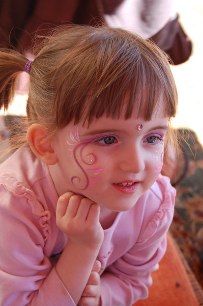 """""""face painting"""""""