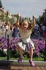 Jump for joy, I'm in Disneyland!!!