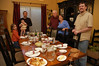 Bob, Mary Lou, and John joined us for Thanksgiving dinner.