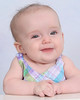 Kiddie Kandids 4 month old portraits.