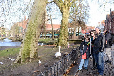 In Bruges!
