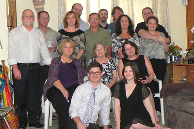 Family Photos - Katrina's Side