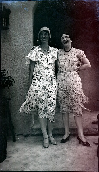 Winifred and Marion Alexander