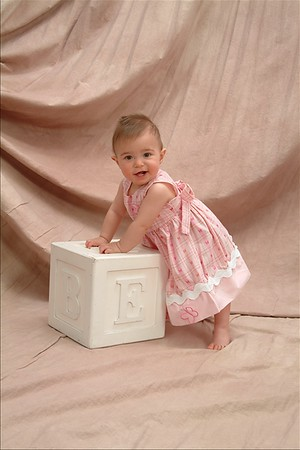 2006 03 March - Nine Month Pictures - Studio