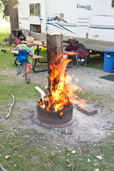 Pillar of campFire