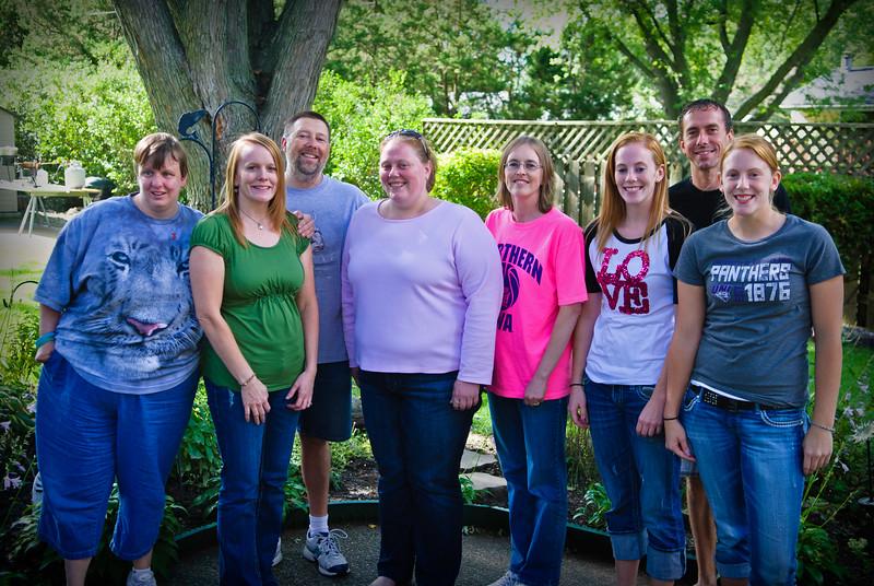 2011 Sears Family Photo