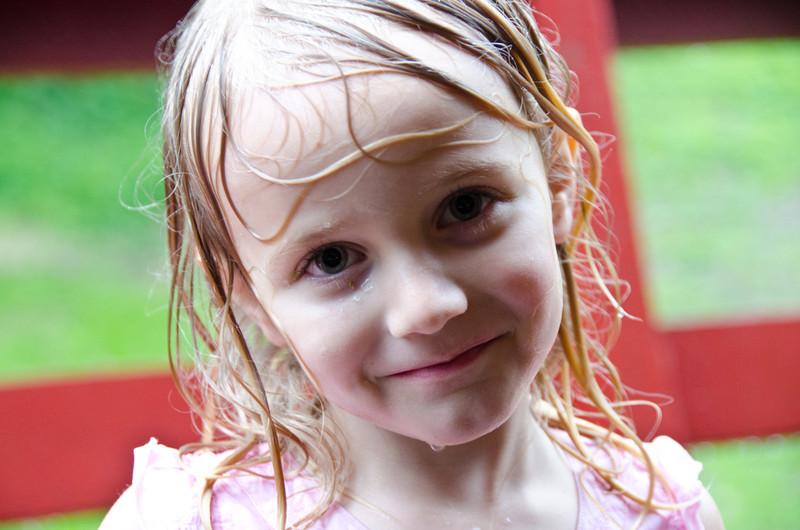 Joy in the Rain