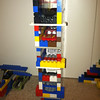 one of Reayah's lego garage creations