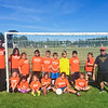 The Winnipegosis Soccer Team 2016