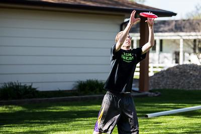 2017 Frisbee