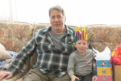 2019 Brad and Jeremy Birthday Party