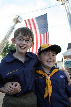 9/11 Ceremony 2012