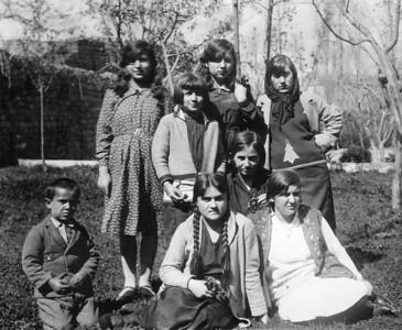 Kayseri, Taşcızade bahçesi, 5 mayıs 1931