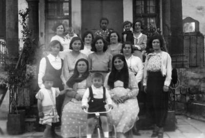 Kayseri aile pozu
