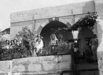 Dedem osman Uşşaklı ve babaannem Vesile Uşşaklı, Ortabağlar, Kayseri 1933