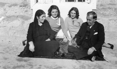 Kayseri, dedemler, 7 kasım 1926