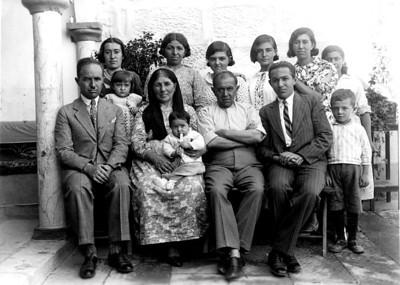Babam ve ailesi