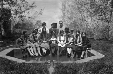 Kayseri Hisar Reşit bey bahçesi, 5 mayıs 1931